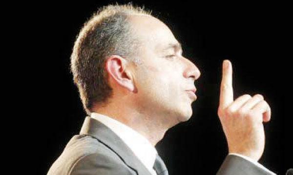 Jean-François Copé.                     Ph. AFP