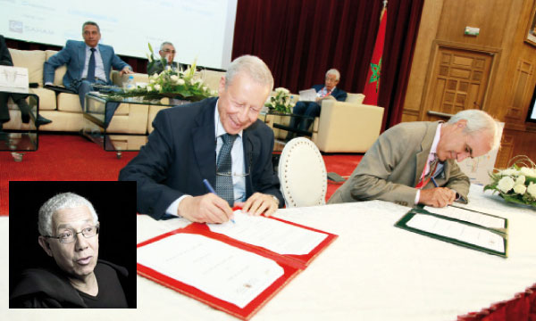 Une convention a été signée entre le ministère de l'Éducation nationale et de la formation professionnelle et la Fondation Zakoura Education.
