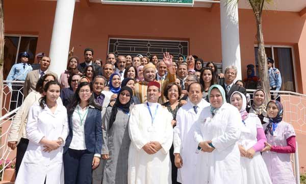 35,8 millions de dirhams pour renforcer les équipements de proximité et améliorer le cadre de vie des populations locales