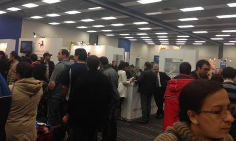 Plus de 5 000 familles ont visité le Salon à Montréal