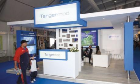Première participation  de Tanger Med au SIAM