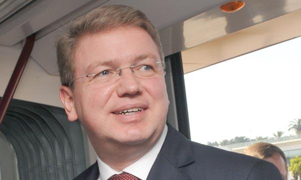 Stefan Füle, commissaire chargé de la Politique européenne de voisinage et de l'Elargissement. Ph : AFP