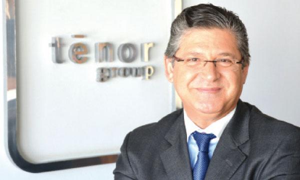 Ali Harraj, DG de Ténor Group