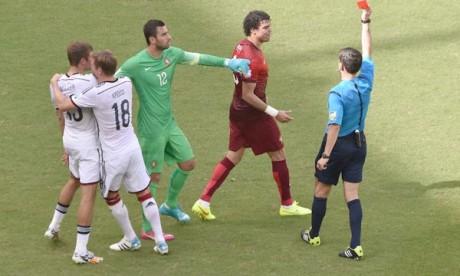 L'Allemagne fait plier un Portugal en infériorité