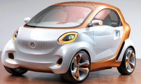 BASF présente ses innovations technologiques pour l'automobile