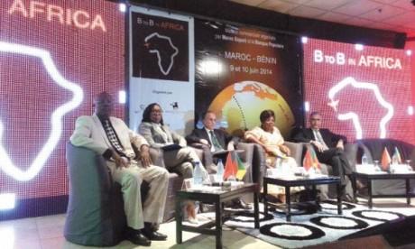 Une centaine d'opérateurs économiques marocains en prospection au Bénin