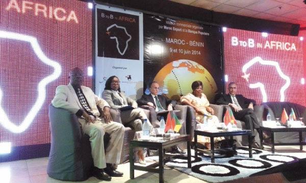 La délégation marocaine est présidée par le ministre marocain chargé  du Commerce extérieur, Mohamed Abbou.