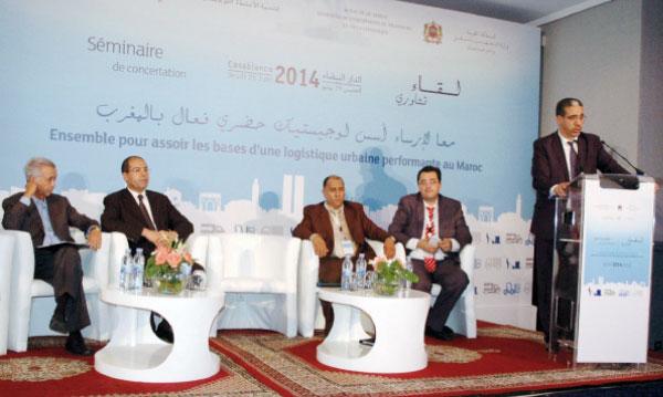 La rencontre a connu la participation d'experts internationaux et d'opérateurs privés et institutionnels dont le maire de Casablanca, Mohamed Sajid, le wali de la région du Grand Casablanca, Khalid Safir, le ministre de l'Équipement, du transport et