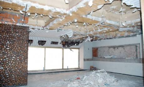 La démolition du cinéma Lux n'est pas  à l'ordre du jour