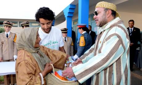 473.900 ménages bénéficieront de l'Initiative Royale à travers toutes les provinces du Royaume