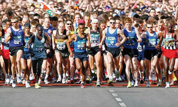 Plus de 3.000 coureurs devraient être sur la ligne de départ de la première édition du marathon de Tanger.