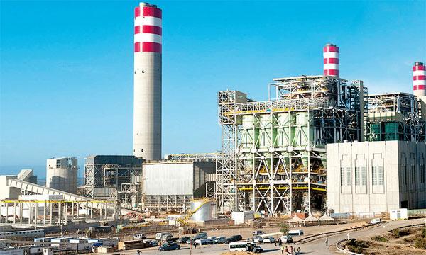 Jorf Lasfar Energy Company devra adopter les smart grids prochainement. Sa capacité totale de production est de 2.056MW, représentant 50% de la production électrique du Maroc.       Ph. DR