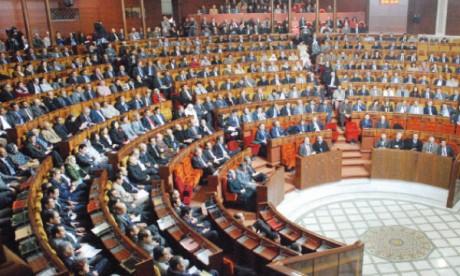 La majorité et l'opposition divisées  sur le bilan législatif
