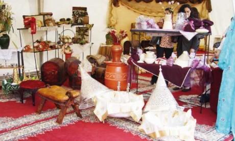 Le Ramadan s'invite à la Foire de l'artisanat