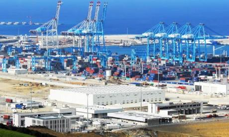 Le trafic de conteneurs en hausse de 24%