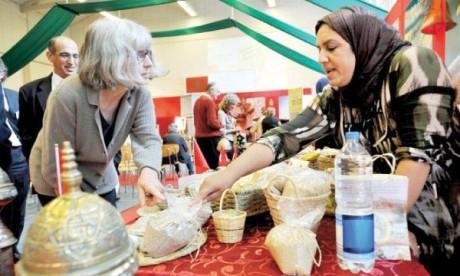 35 coopératives actives dans la région à l'honneur