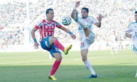 Un match choc entre le Moghreb Tétouan et le Raja de Casablanca en ouverture
