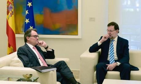 Artur Mas «décidé» à organiser le référendum