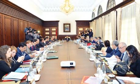 Le Chef du gouvernement fixe les orientations générales de la loi de Finances 2015