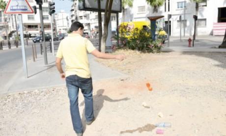 Une police pour veiller à la propreté  de la ville