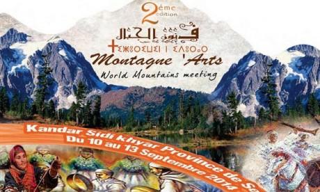 Montagne'Arts revient pour une 2e édition