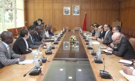 Le Maroc s'engage pour l'opérationnalisation