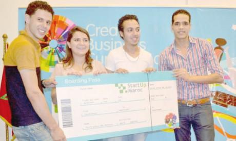 Une compétition mondiale pour les entrepreneurs créatifs