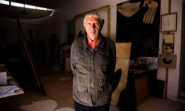 Farid Belkahia est l'une des figures clés de l'art contemporain.