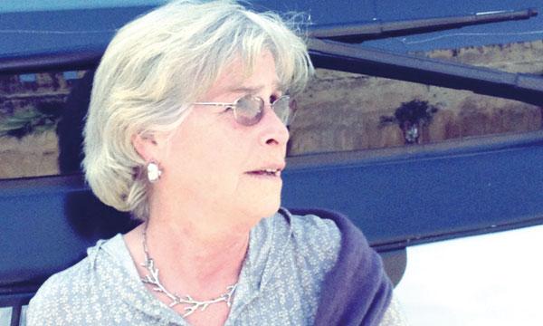 Jacqueline Alluchon, fondatrice de Casamémoire.