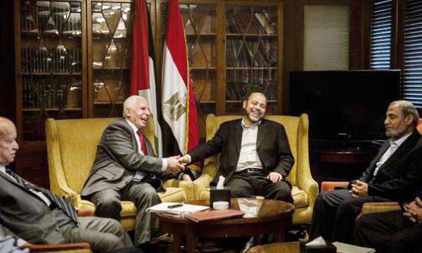 Accord pour un retour à Gaza  du Gouvernement d'union