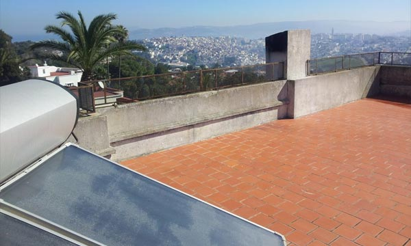 Sensibiliser sur l'utilisation des énergies renouvelables pour les projets touristiques lancés dans la région. Ph : immobilier-tanger-maroc.com