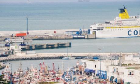 Tanger, relai des opérateurs maritimes du monde