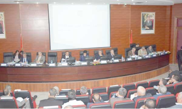Les élus de la région examinent et approuvent plusieurs projets