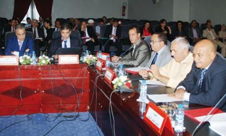Le conseil de la région  approuve le budget 2015