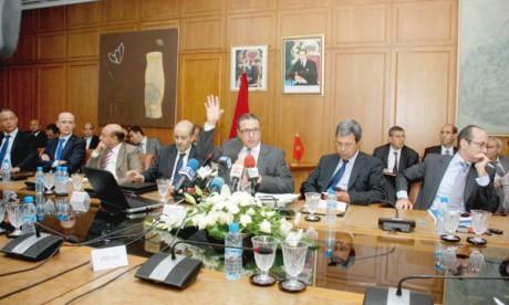 Deux milliards de DH collectés  à fin septembre, selon Boussaïd