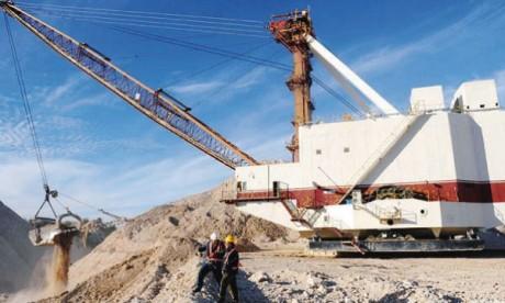 Phosphates, retour à la normal en 2016 ?