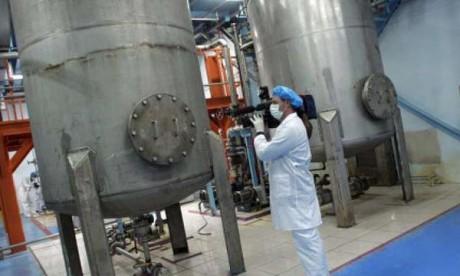 L'Iran a transféré secrètement un organisme clé
