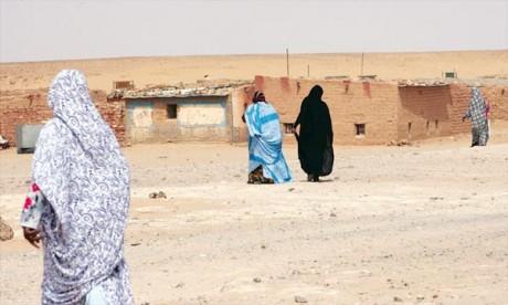 Des Sahraouis tirent à New York la sonnette d'alarme