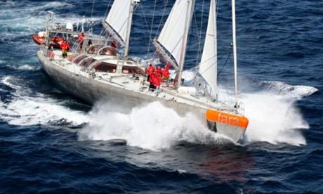 L'expédition Tara Méditerranée fait escale à Tanger