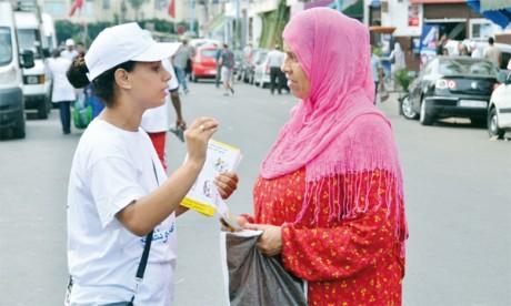 Une campagne  de sensibilisation  à la gestion des déchets