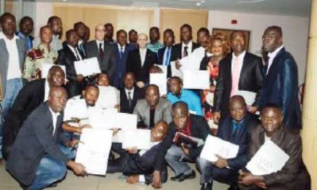 ... Formation de 30 formateurs ivoiriens