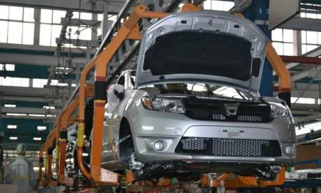 Nouvelle baisse des Industries manufacturières en septembre