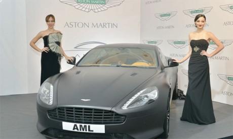 Aston Martin  débarque au Maroc
