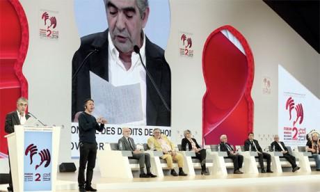 Le Maroc remporte le pari du deuxième Forum mondial des droits de l'Homme