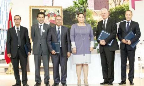 Franc succès de la cinquième édition  du Sommet global de l'entrepreneuriat