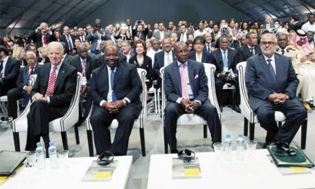 Sa Majesté le Roi : «Le Maroc est fier que le GES se tienne pour la première fois en terre africain»