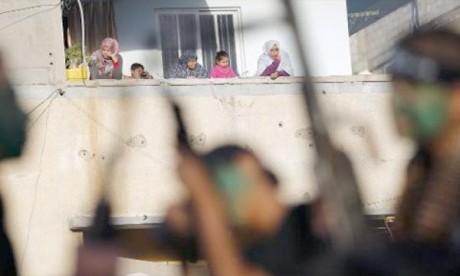 Le Hamas crée une «armée populaire»