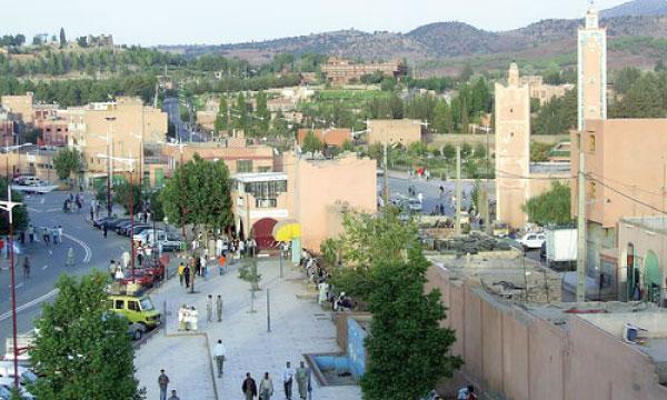 La première phase du programme, qui couvre Séfrou et Azilal, s'inscrit dans le cadre d'un partenariat de longue durée entre le gouvernement marocain et le FIDA. Ph. Dr