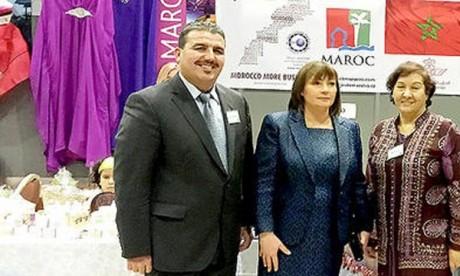 Le Maroc s'invite au Bazar diplomatique de Prague