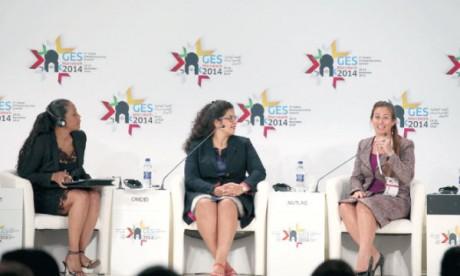 Mme Zoulikha Nasri met en exergue les progrès réalisés par la femme marocaine